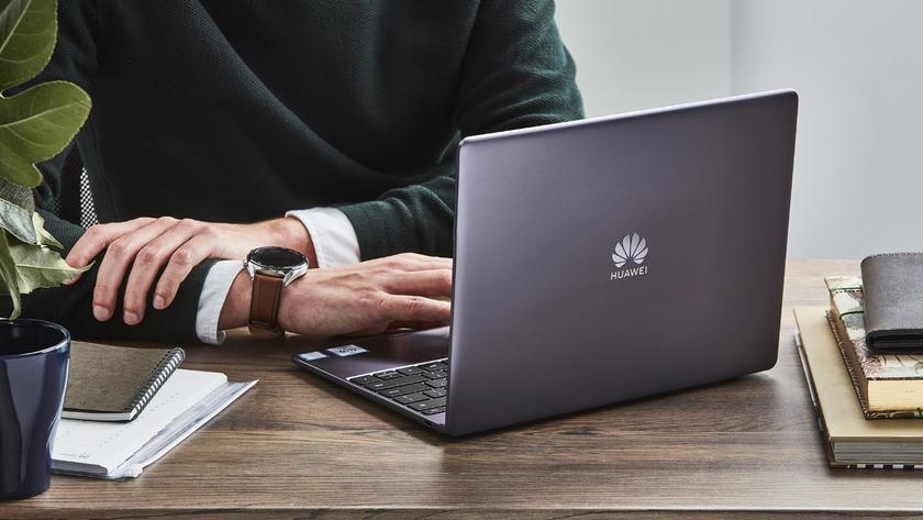 Huawei готовит к выходу MateBook 13