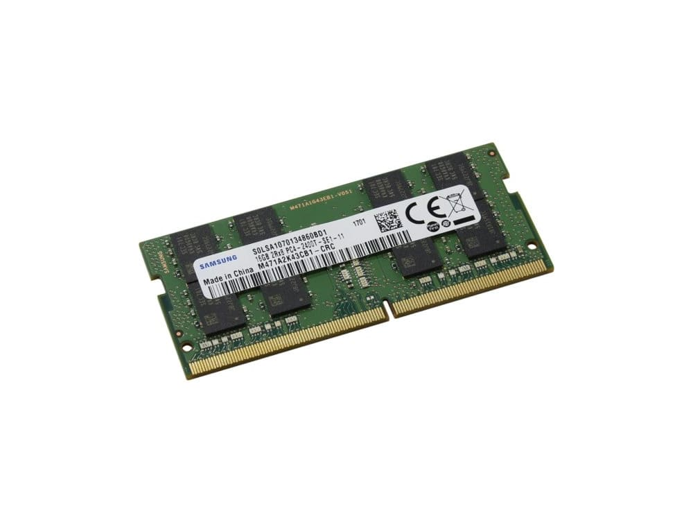 16 GB DDR4