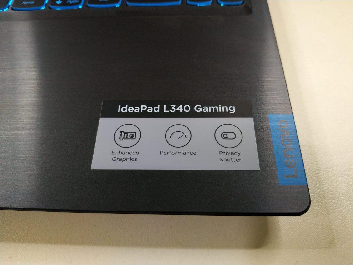 Lenovo L340 Gaming