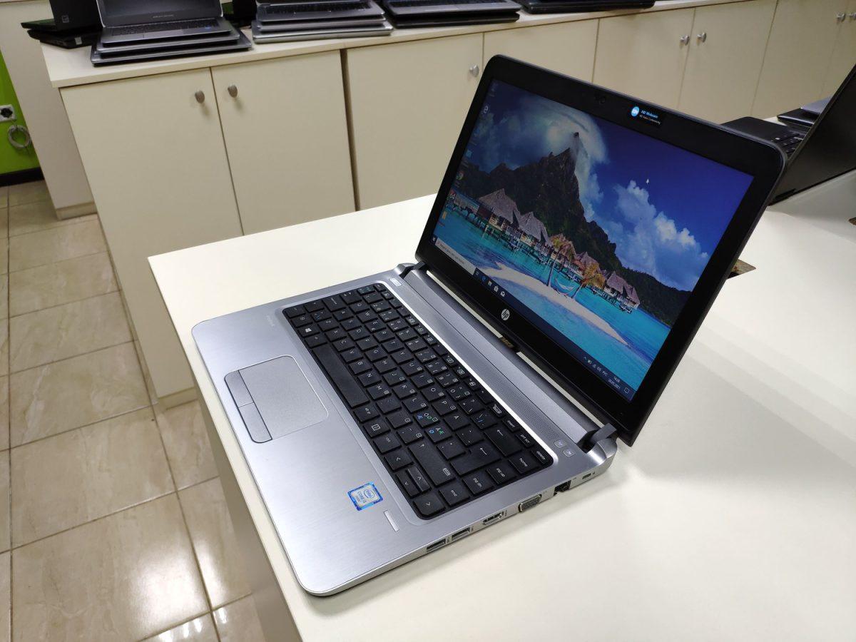 HP 430 G3 sensor