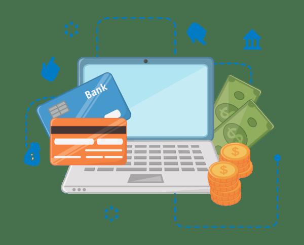 Оплата товаров Eurocent