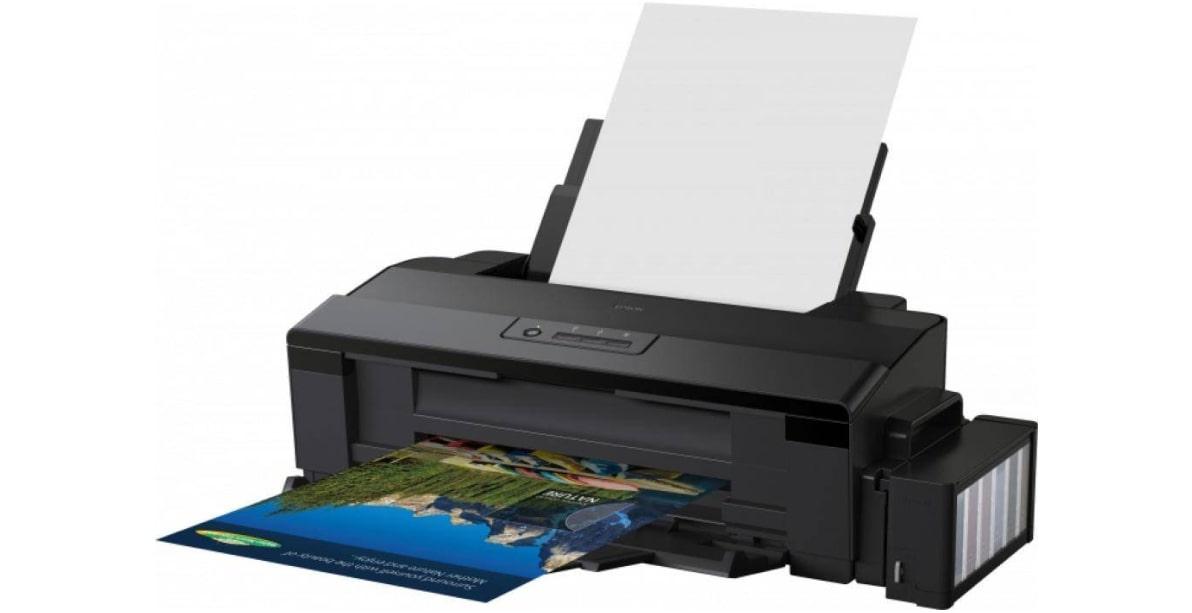Обзор струйных принтеров