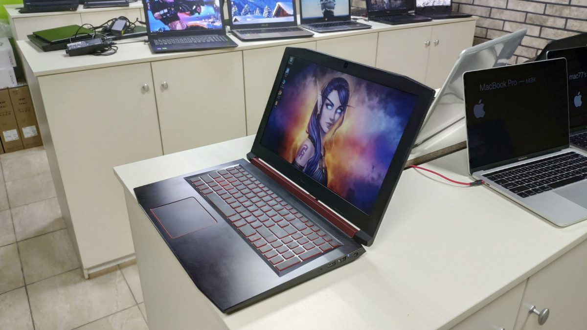 Acer Nitro 5 2019