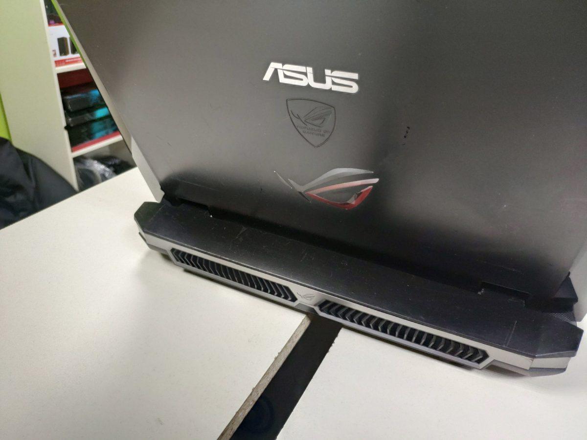Asus ROG G55V
