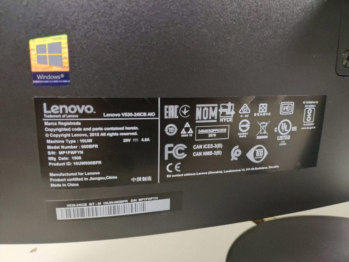 Lenovo V530-24ICD