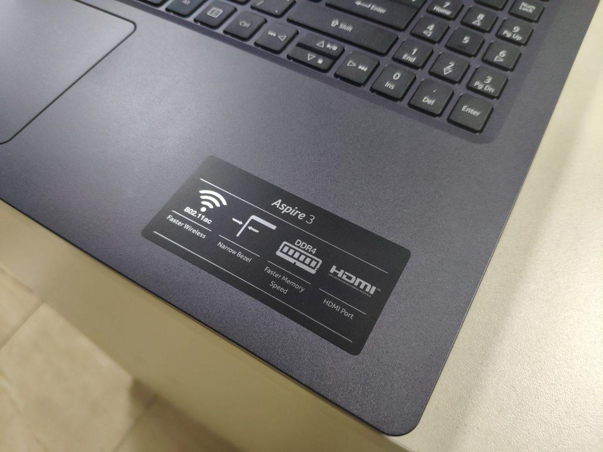 Acer Aspire A315-57