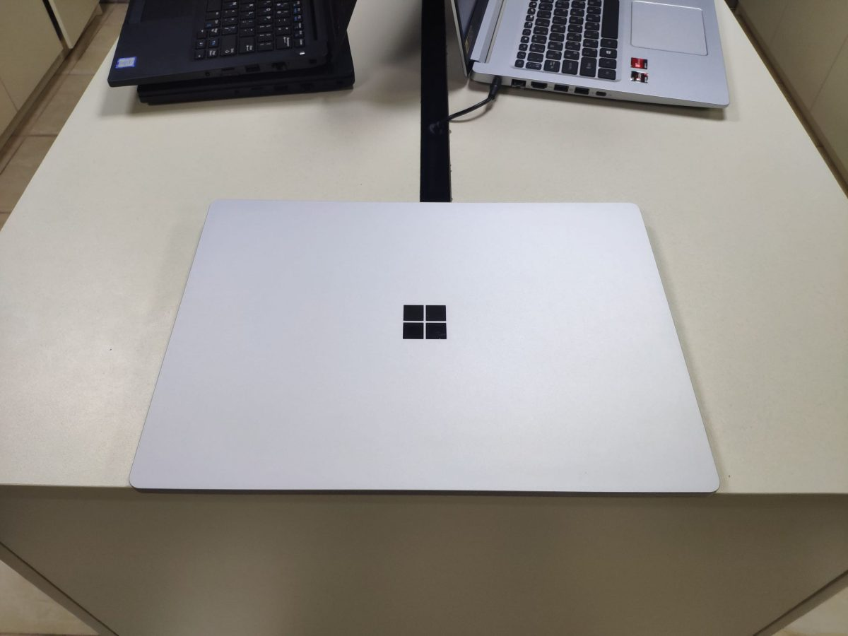 Microsoft Surface Platinum 3