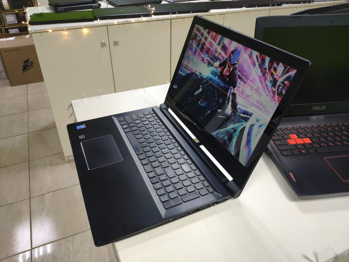 Lenovo Edge 15 80H1 X360