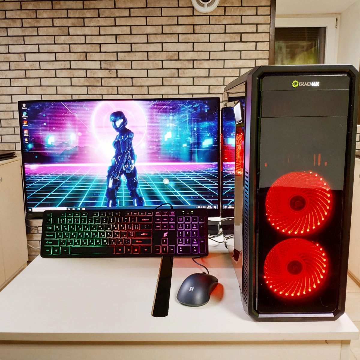 PC optimal RED