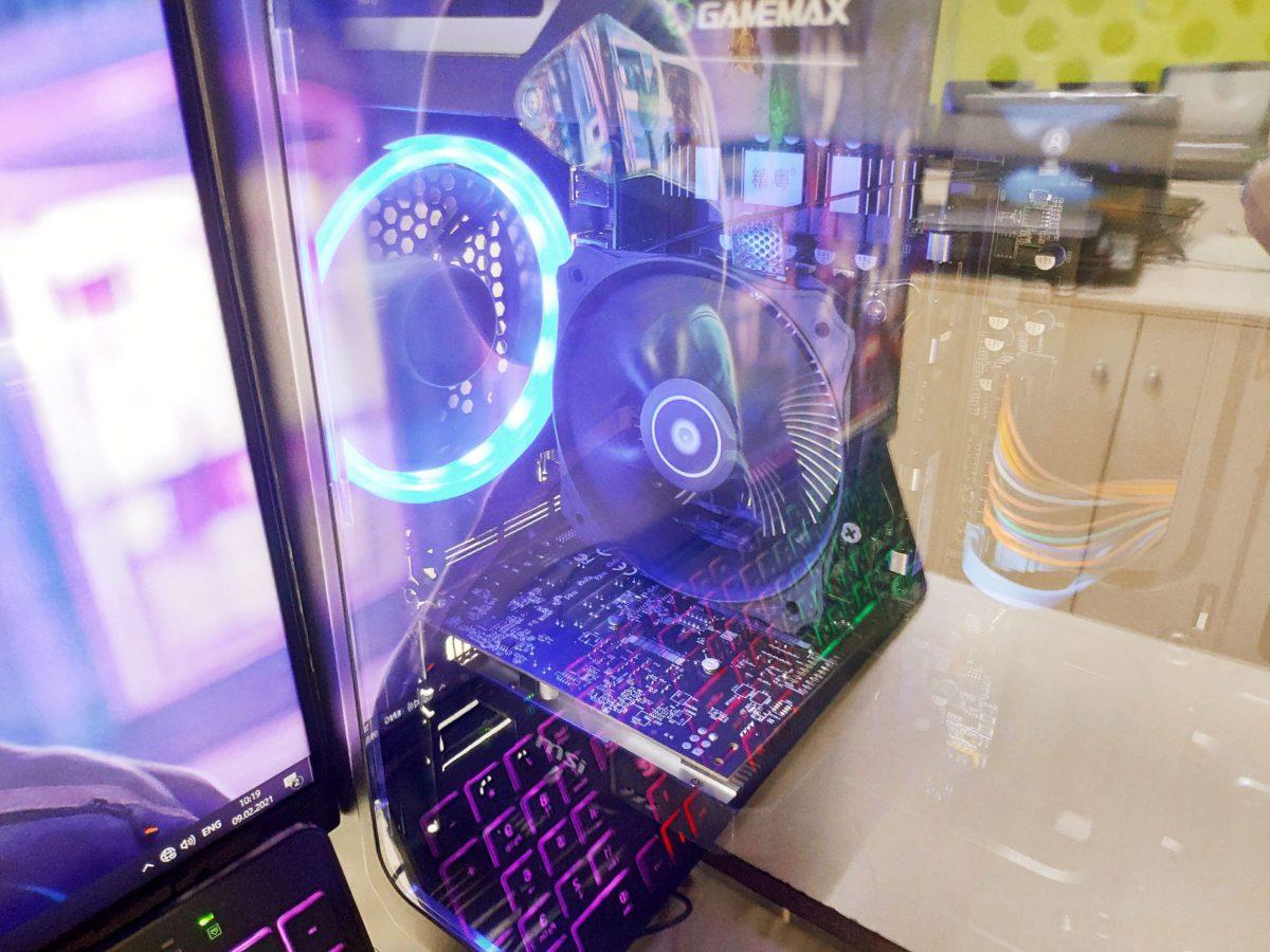 PC optimal BLUE
