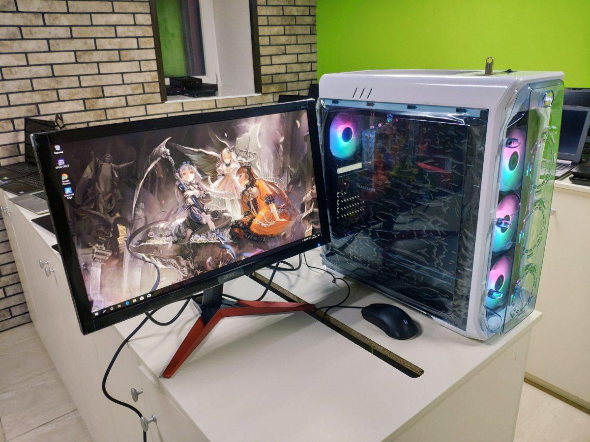 PC prime gold 550