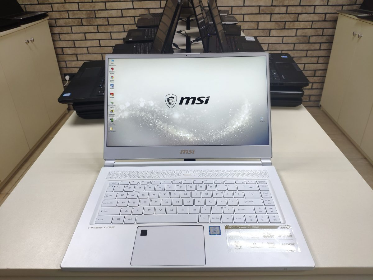 MSI p65 creator 8rf