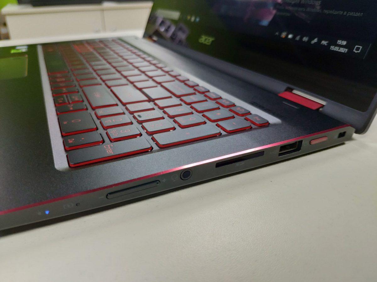 Acer Spin 5-515 х360