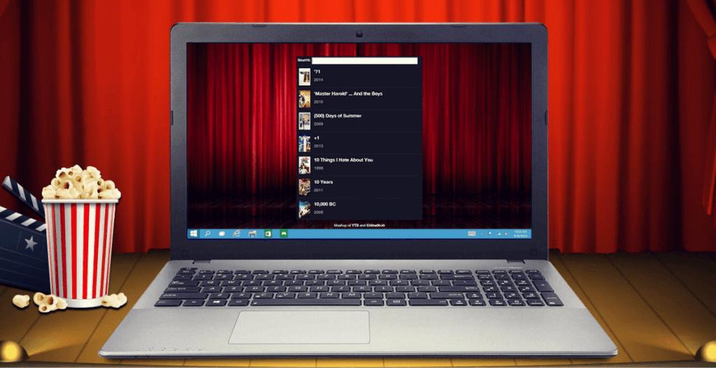 Ноутбук для просмотра видео и фильмов