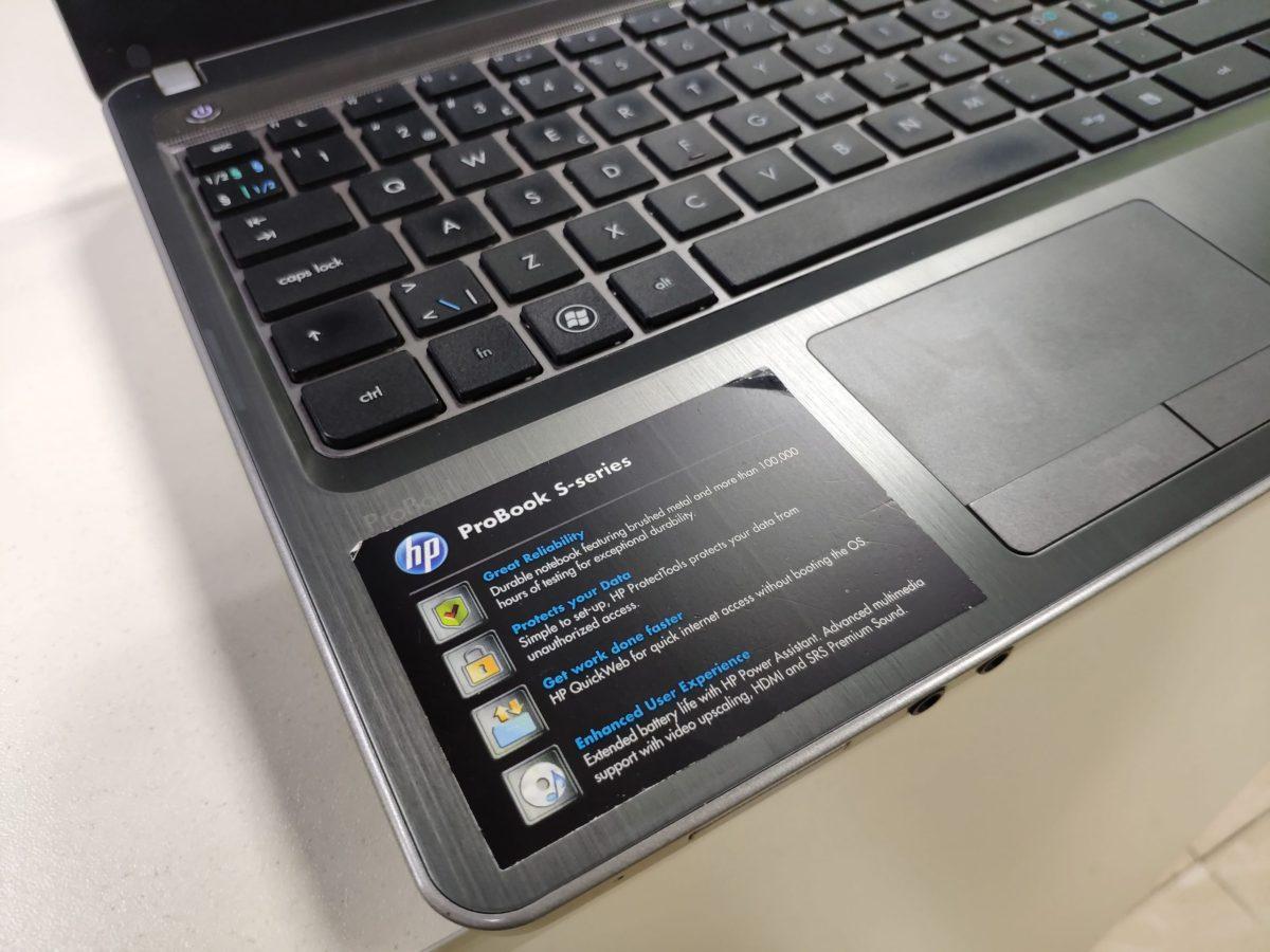 HP Probook 4330s