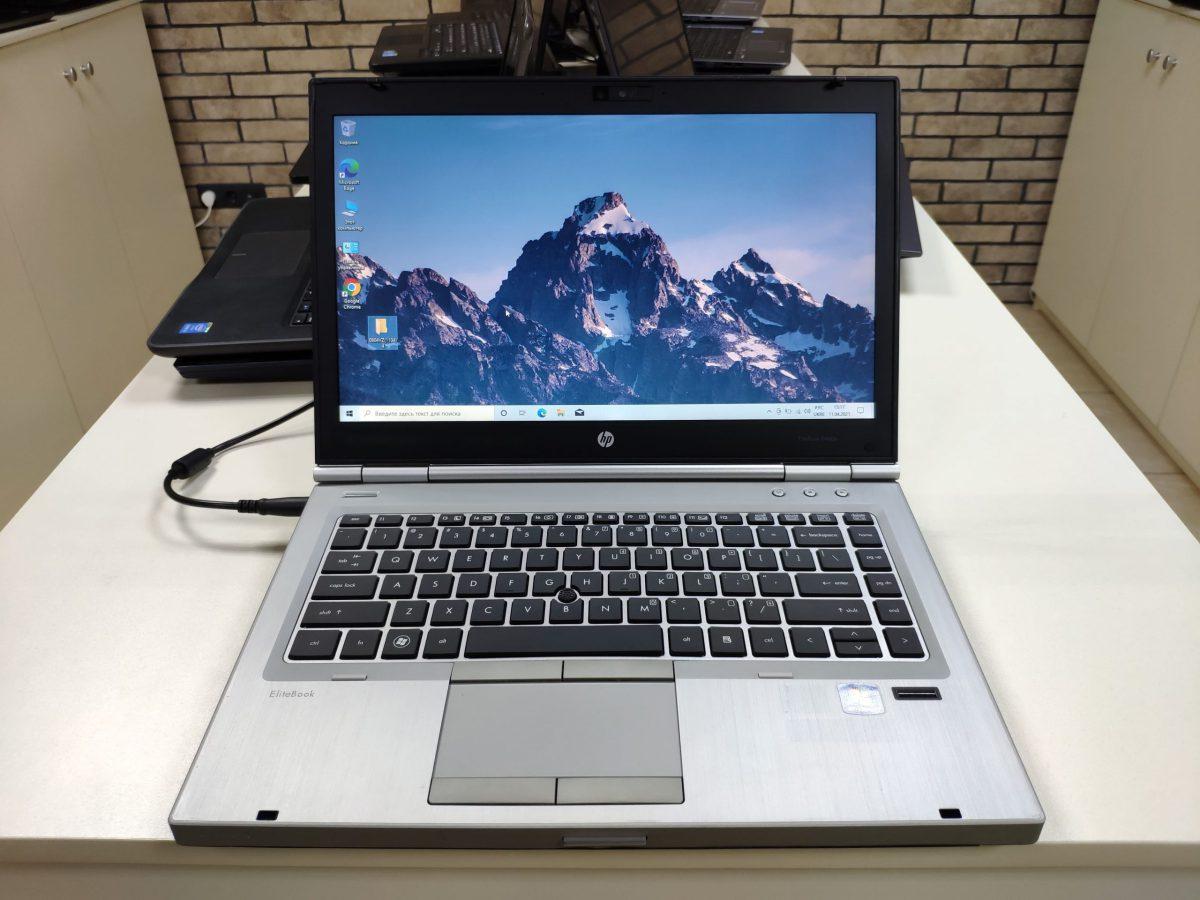 HP EliteBook 8460p AMD