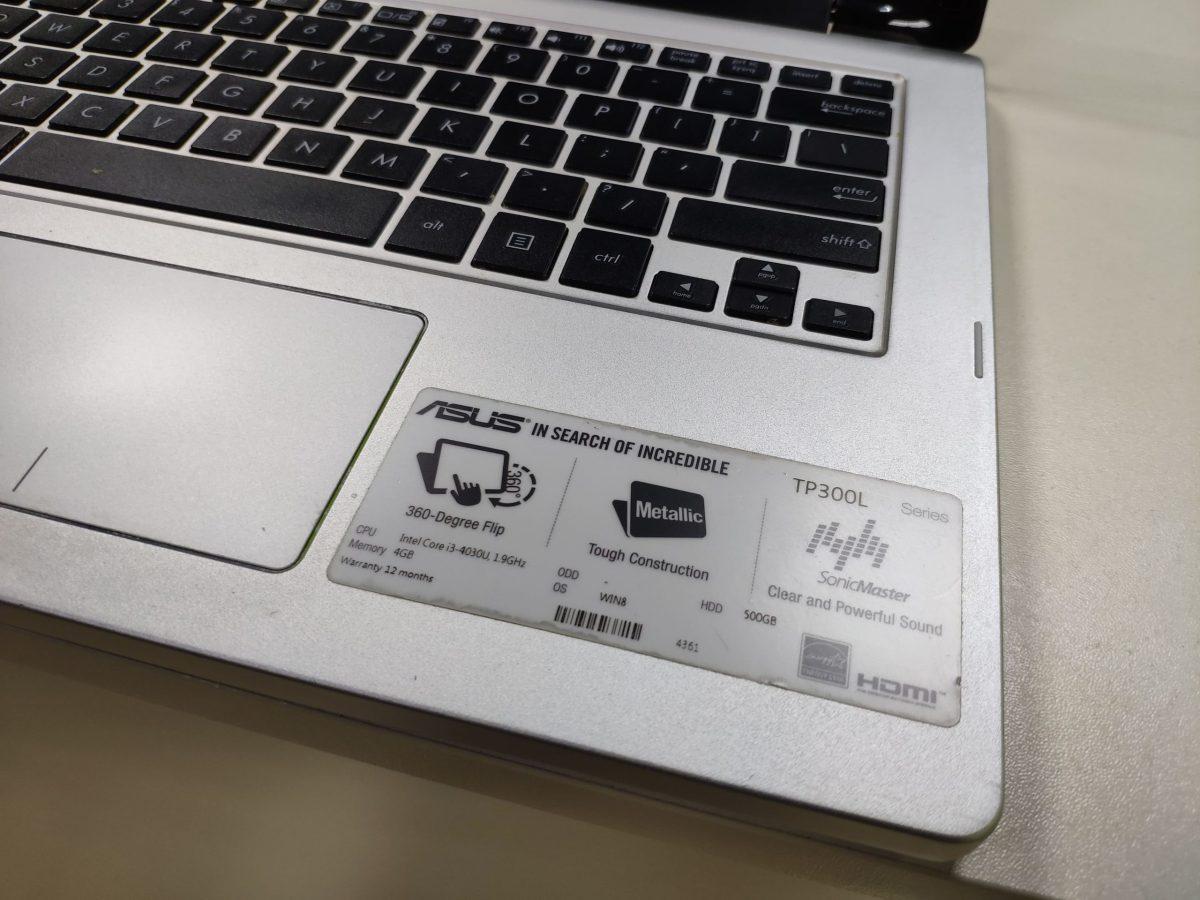 Asus Tp300L Touch x360