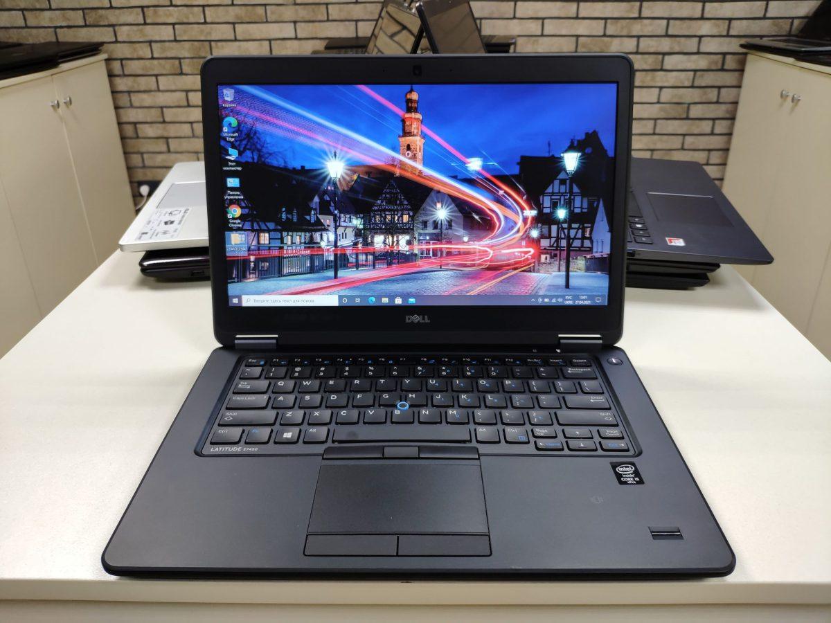 Dell Laitude E7450