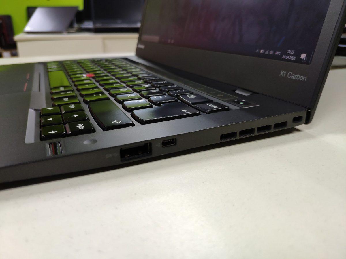 Lenovo Thinkpad X1 Carbon G2