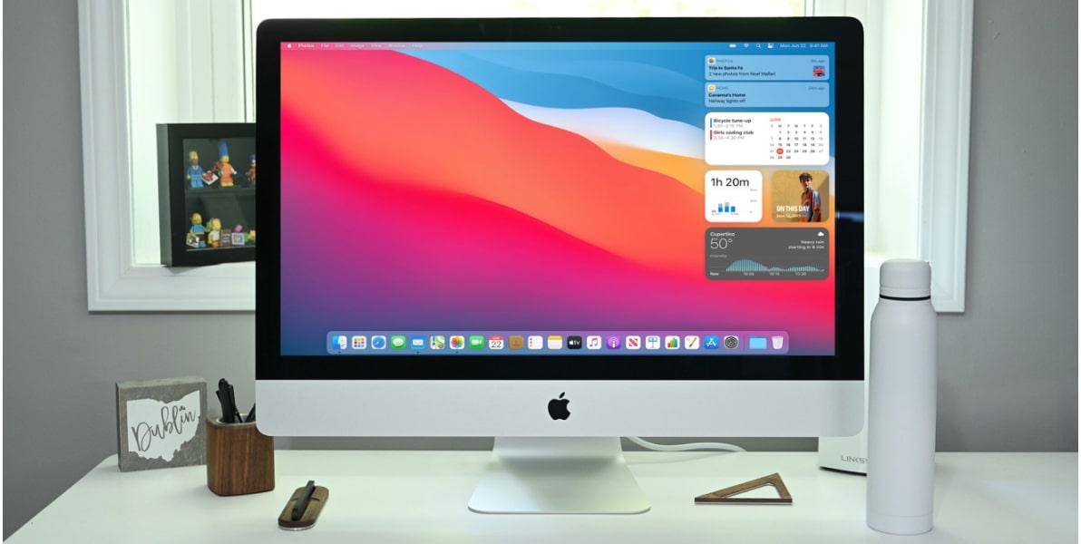 IMac 5K от Apple 2020