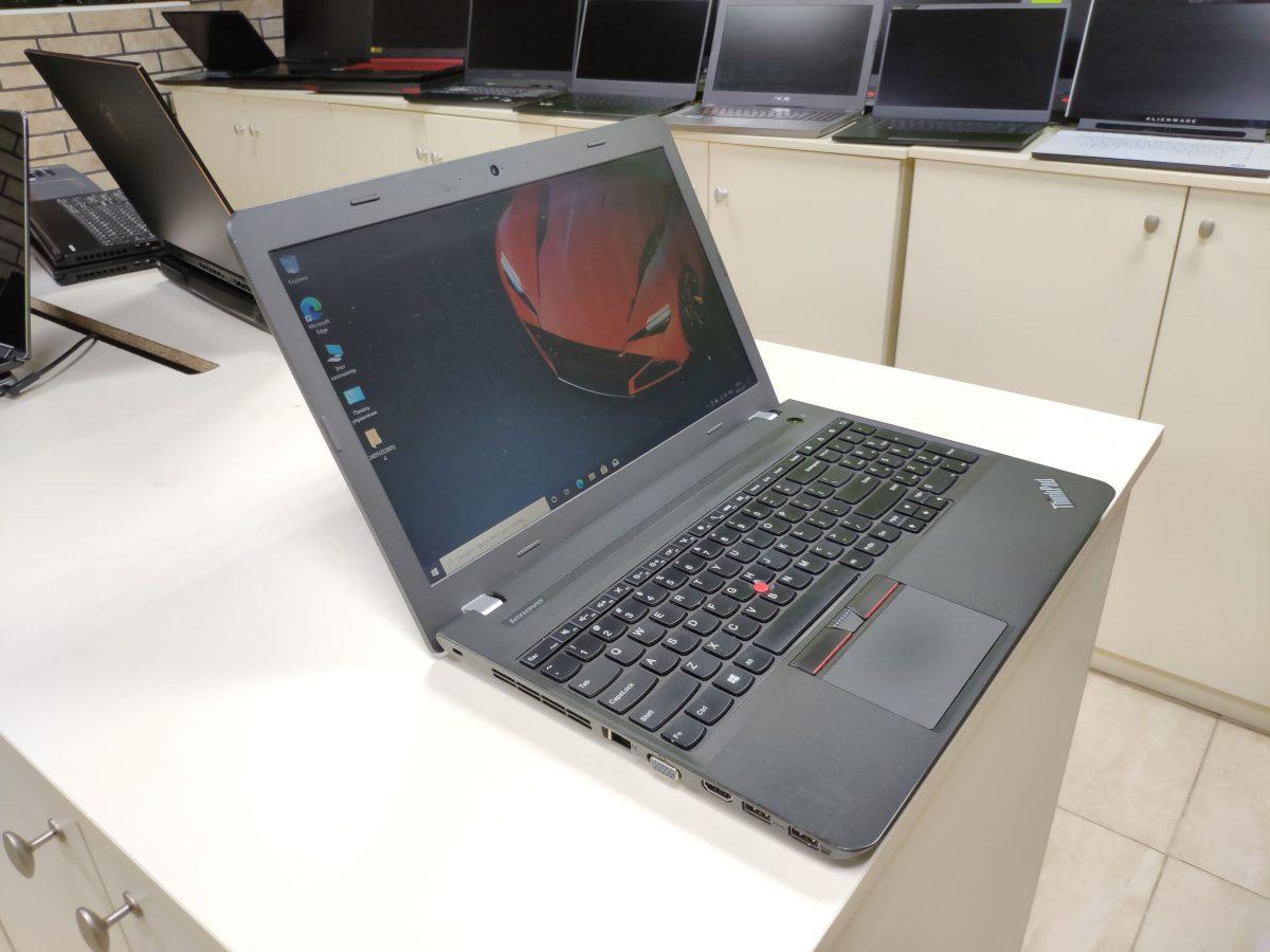 Lenovo ThinkPad Edge E555