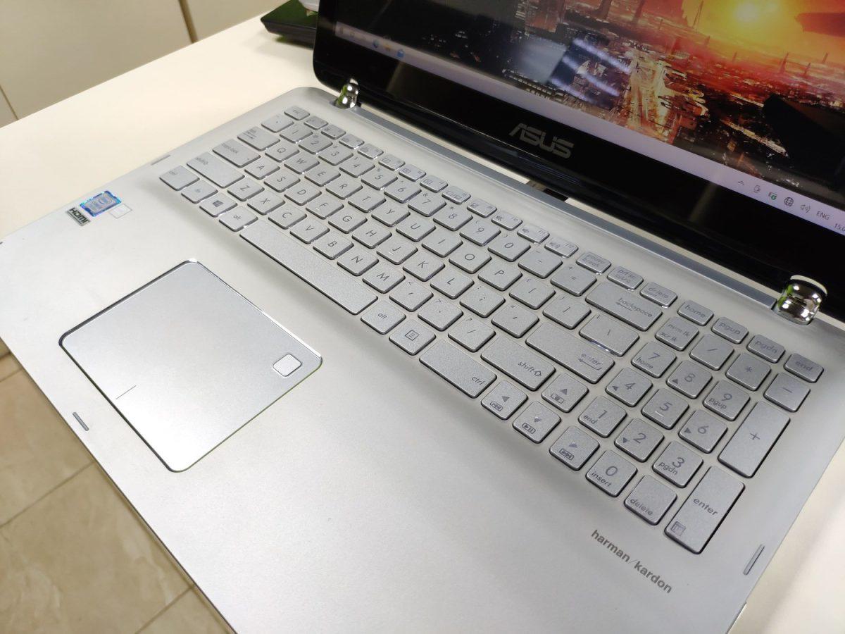 Asus Q504 X360