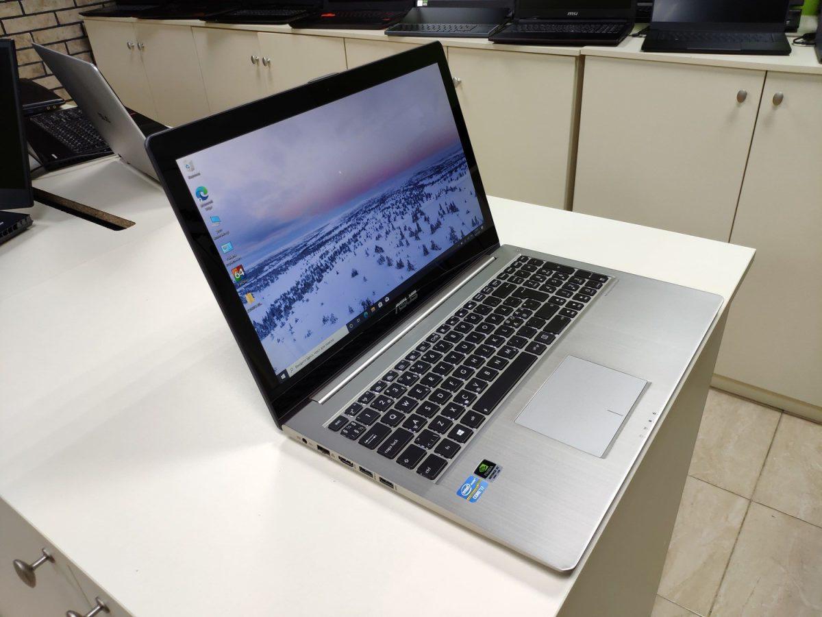 ASUS Zenbook U500V