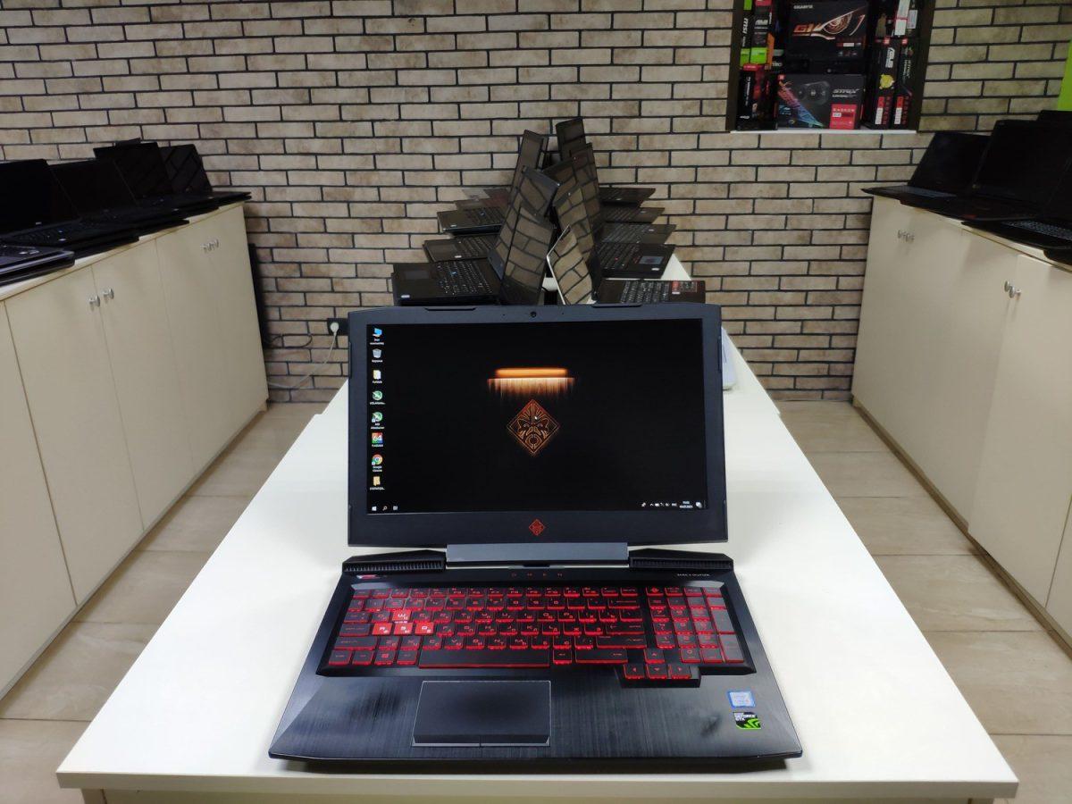 HP Omen 15-ce019ur