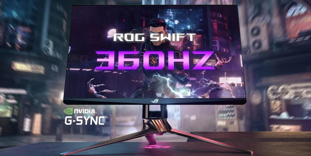 ASUS ROG Swift 360Hz