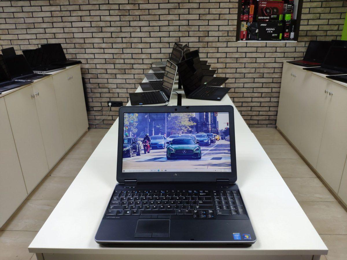 Dell E6540