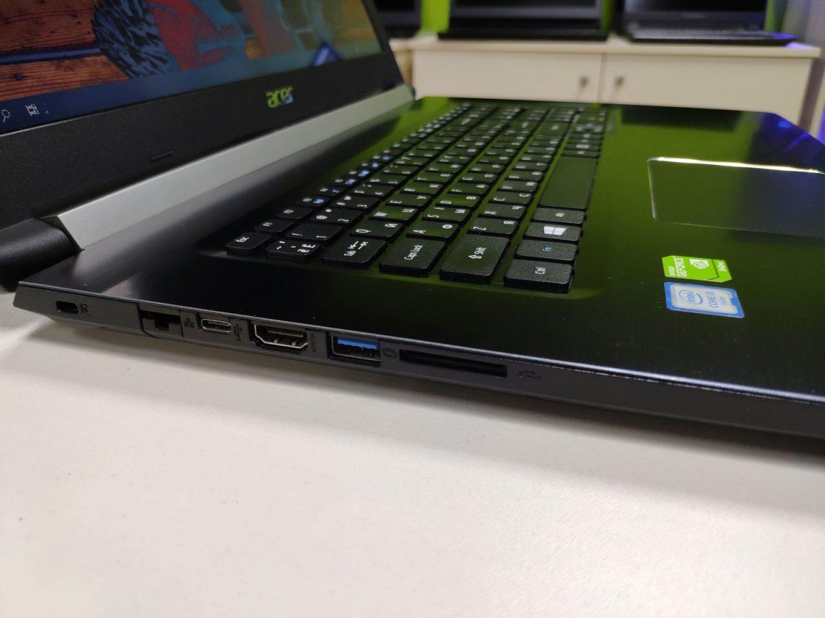 Acer Aspire A517-51G-33W6