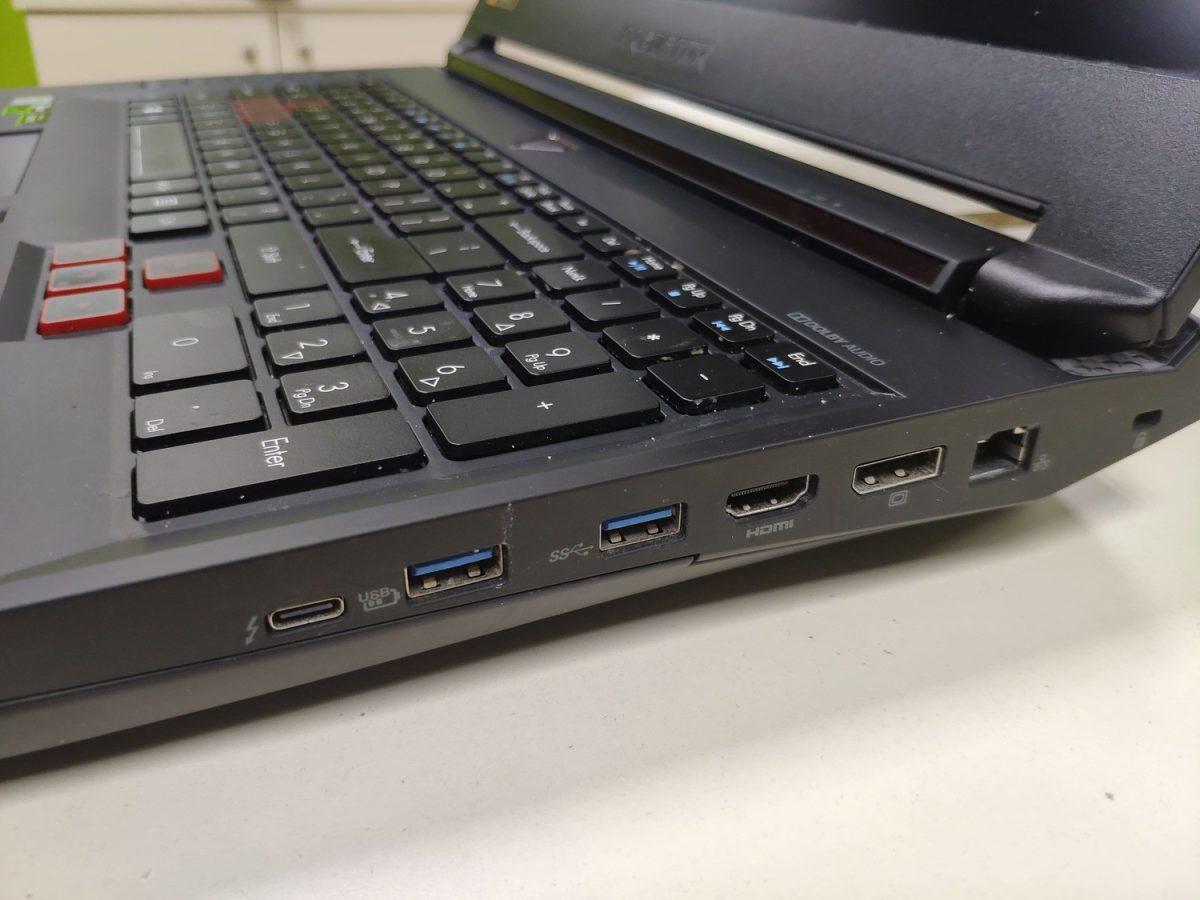 Acer Predator 17 GX 792