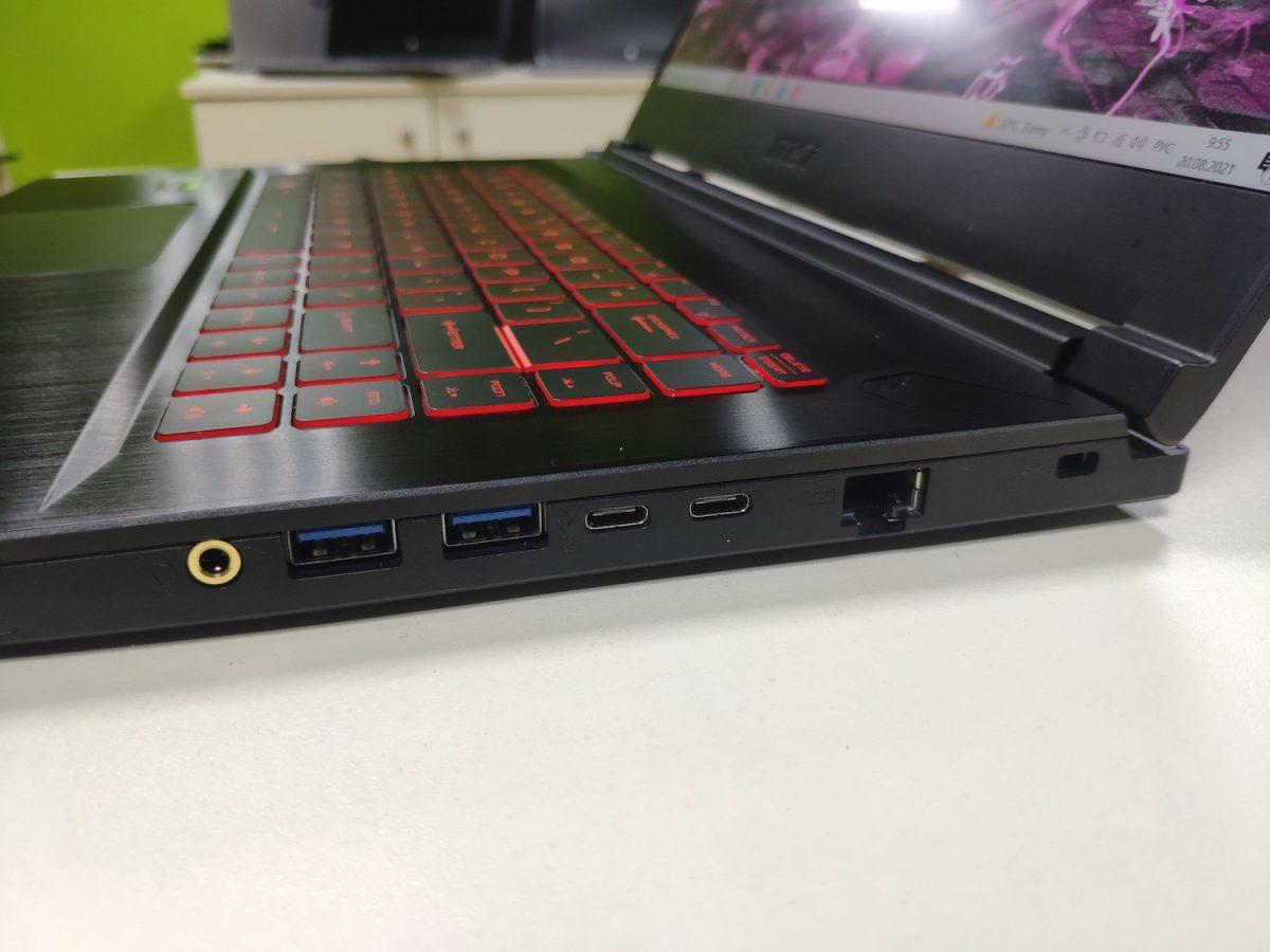 MSI GF65 thin 9SD