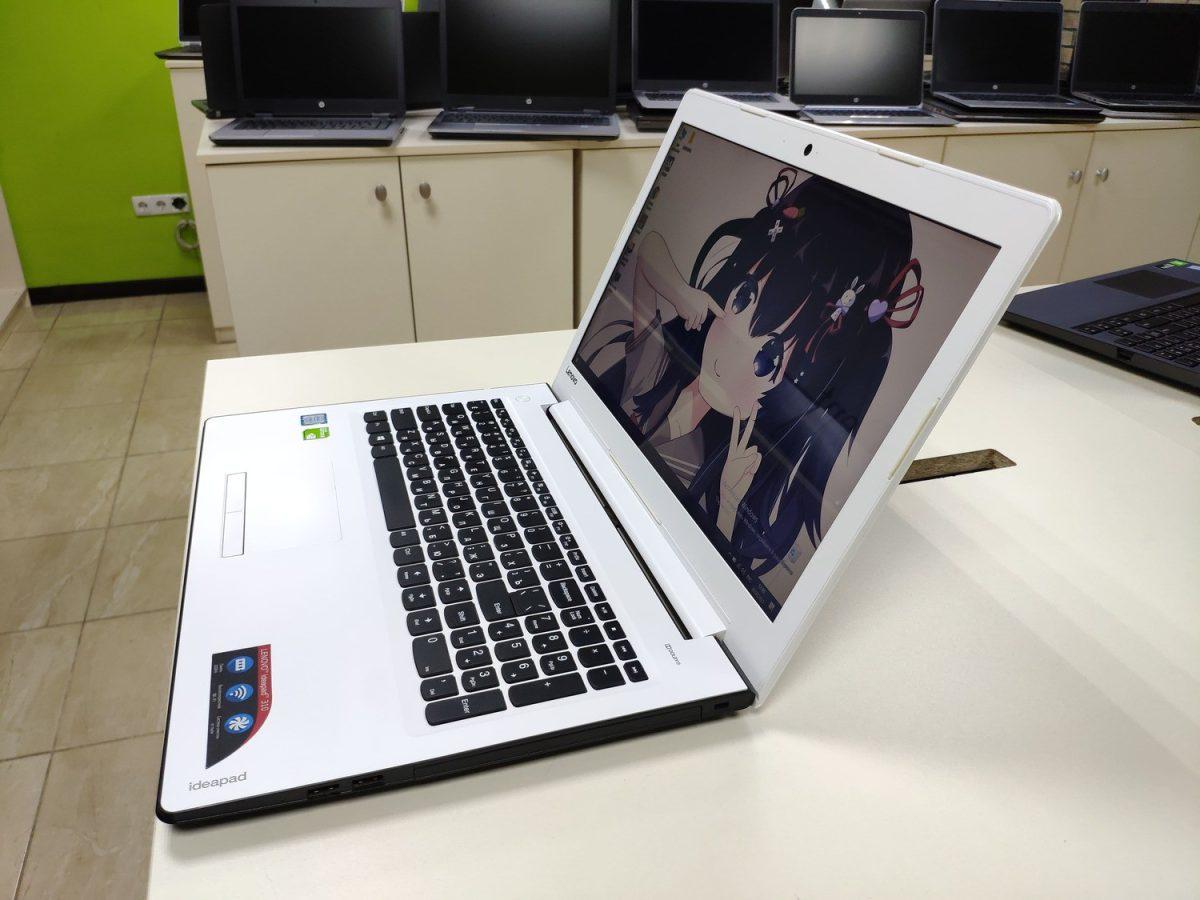 Lenovo IdeaPad 310-15 White