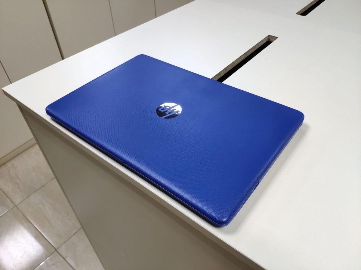 HP 15 Blue Сенсорный