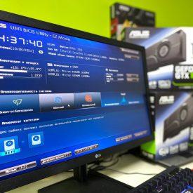 Перепрошивка BIOS и восстановление корректных настроек