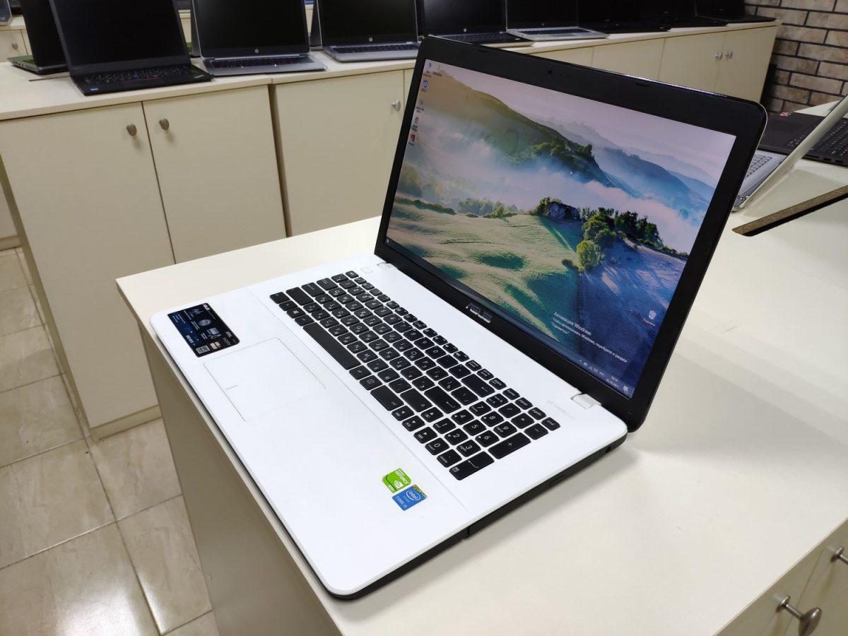 Asus X751L White